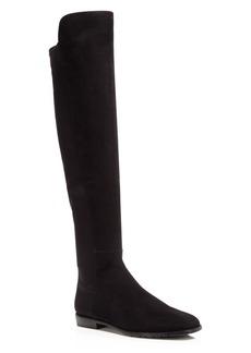 Stuart Weitzman Women's Corley Suede Over-the-Knee Boots