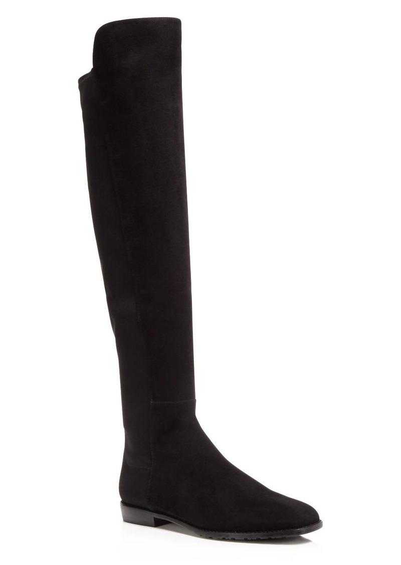 e9505e443ce Stuart Weitzman Stuart Weitzman Women s Corley Suede Over-the-Knee Boots