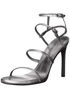 Stuart Weitzman Women's Courtesan Dress Sandal   M US