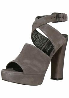 Stuart Weitzman Women's Detour Heeled Sandal  7.5 Medium US