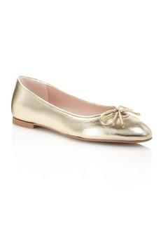 Stuart Weitzman Women's Gabby Ballet Flats