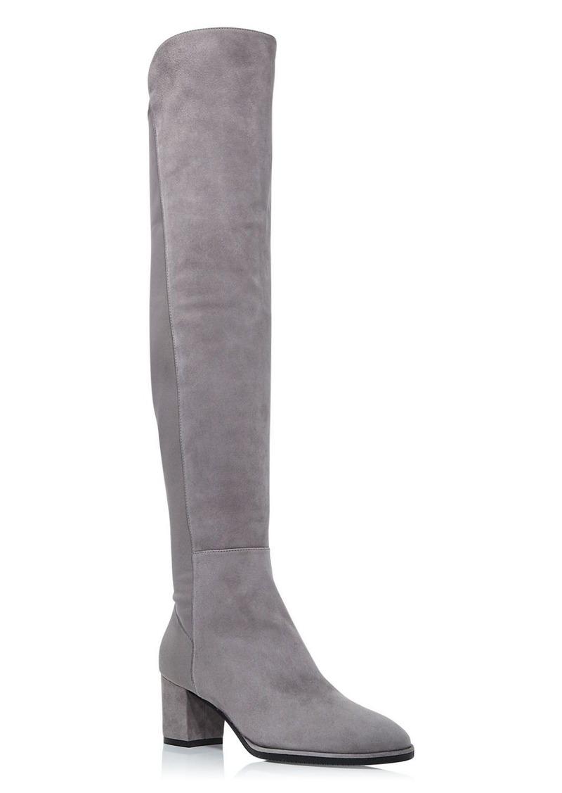 Stuart Weitzman Women's Harper Over The Knee Boots