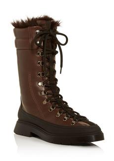 Stuart Weitzman Women's Jessie Tall Hiker Boots