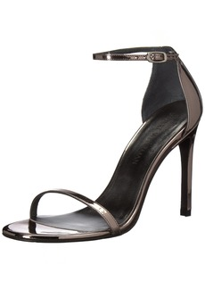 Stuart Weitzman Women's Nudistso Heeled Sandal  6.5 Medium US