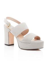 Stuart Weitzman Women's Ono Platform Sandals