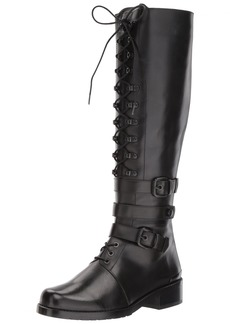 Stuart Weitzman Women's POLICELADY Knee High Boot   Medium US