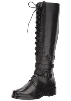 Stuart Weitzman Women's POLICELADY Knee High Boot   Medium US