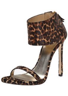 Stuart Weitzman Women's Showgirl Dress Sandal   M US