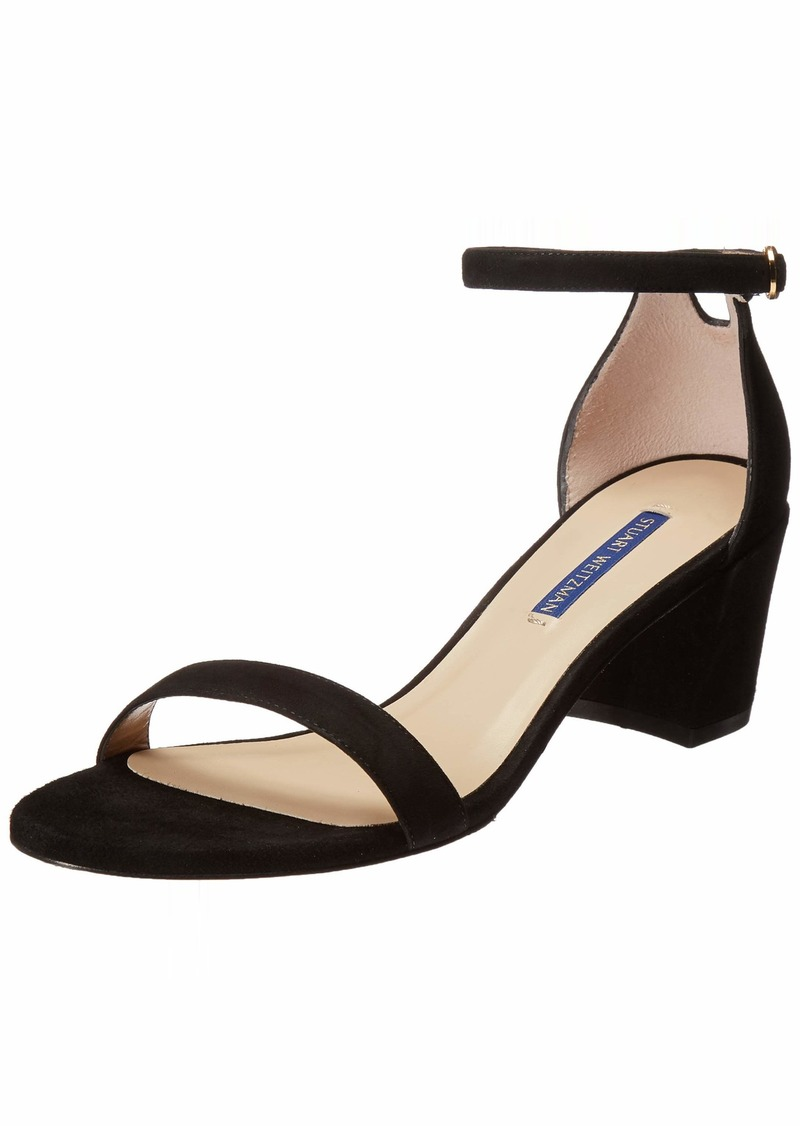 Stuart Weitzman Women's Simple Sandal   Medium US