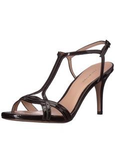 Stuart Weitzman Women's Sunny Heeled Sandal  9.5 Medium US