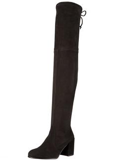 Stuart Weitzman Women's Tieland Over The Knee Boot  7 Medium US