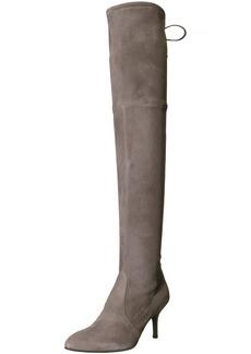 Stuart Weitzman Women's Tiemodel Over The Knee Boot  8.5 Medium US