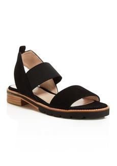 Stuart Weitzman Women's Topical Suede Sandals
