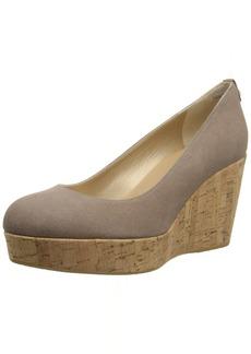 Stuart Weitzman Women's York Wedge Sandal