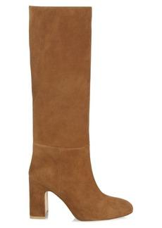 Stuart Weitzman Talina Knee-High Suede Boots
