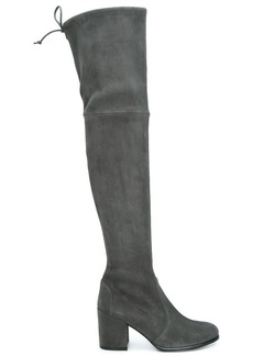 Stuart Weitzman 'Tieland' block heel boots