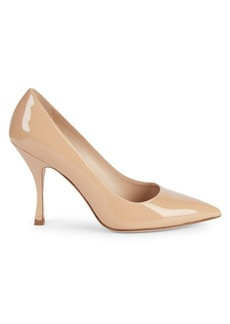 Stuart Weitzman Tippi Patent Leather Pumps