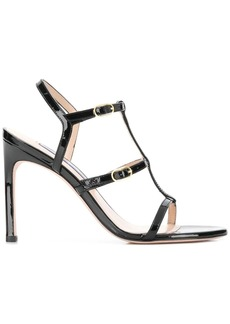 Stuart Weitzman varnish sandals