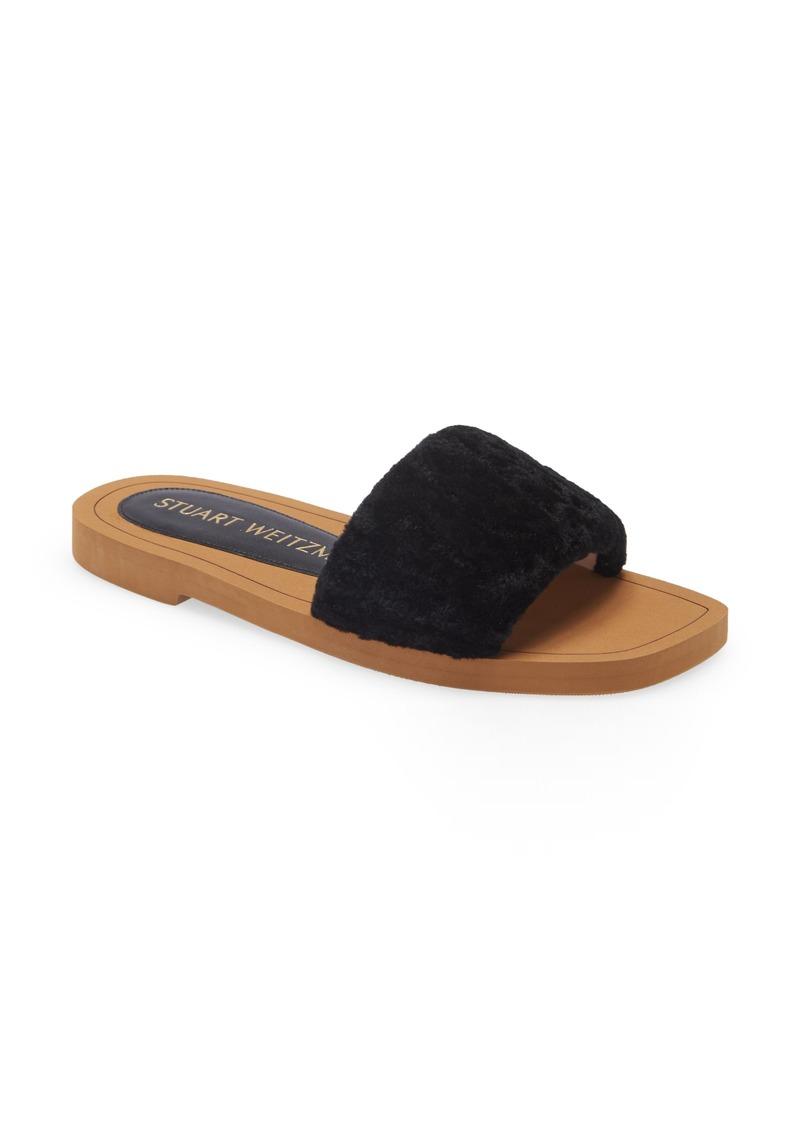 Stuart Weitzman Cammy Slide Sandal
