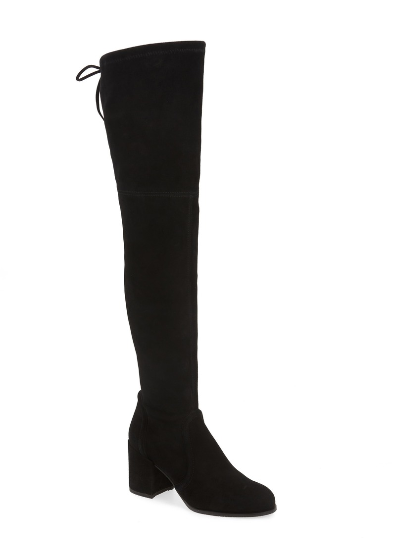 Women's Stuart Weitzman Daphne Over The Knee Boot