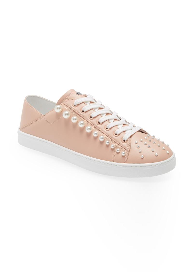 Women's Stuart Weitzman Goldie Convertible Sneaker