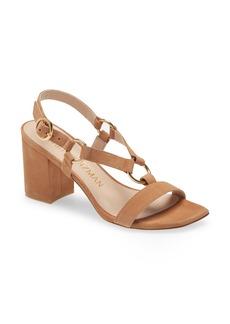 Women's Stuart Weitzman Lalita Block Heel Sandal