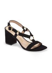 Stuart Weitzman Lalita Block Heel Sandal