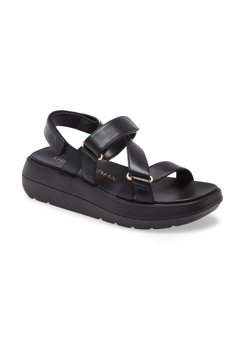 Stuart Weitzman Moxie Sport Sandal