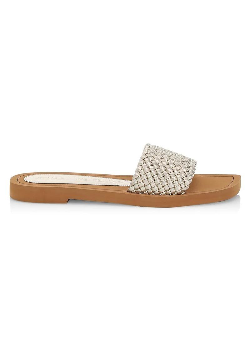 Stuart Weitzman Wova Slide Sandals