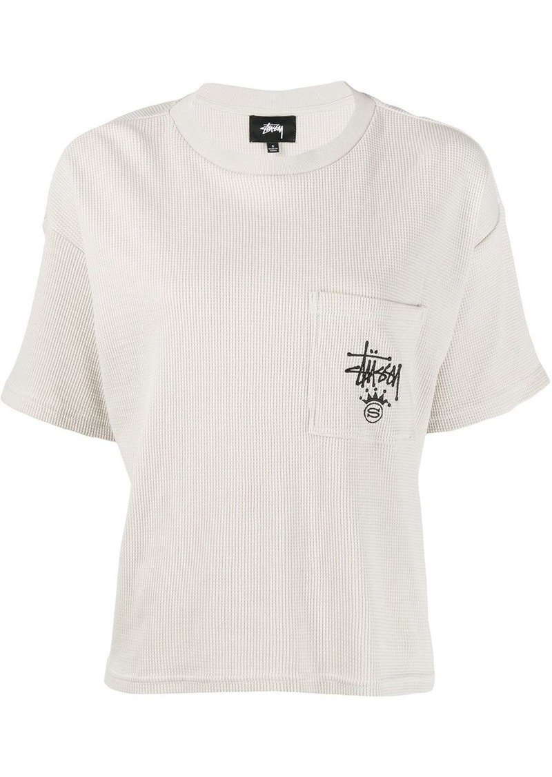 Stussy Blanca thermal T-shirt