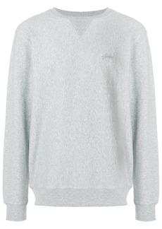 Stussy crew neck sweatshirt