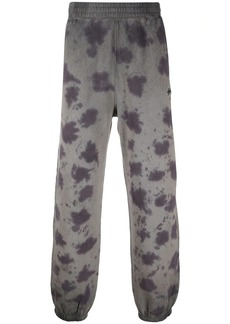 Stussy Crystal Wash Fleece track pants