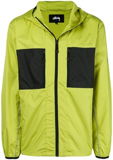Stussy double pocket zip jacket