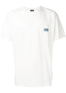 Stussy eyes slip pocket T-shirt