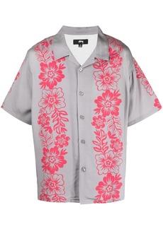 Stussy Hawaiian print shortsleeved shirt