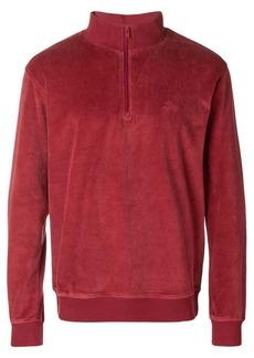 Stussy high neck sweatshirt
