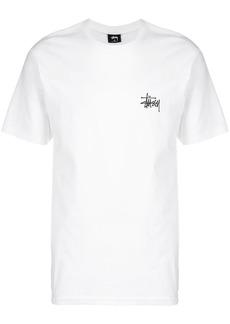 Stussy logo patch T-shirt