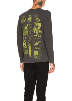 Stussy Mash Long Sleeve Tee