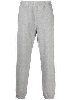 Stussy overdyed stock logo track pants