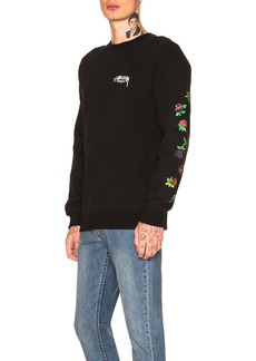Stussy Roses Pullover