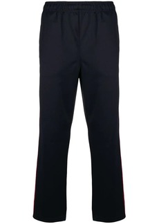 Stussy side-stripe track trousers