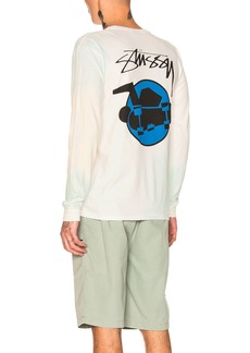 Stussy Skate Man Long Sleeve Tee