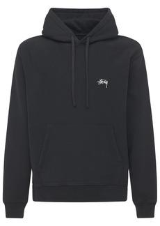Stussy Stock Logo Sweatshirt Hoodie