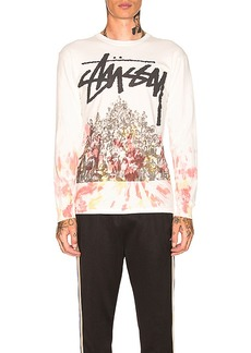 Stussy Beach Mob Long Sleeve Tee
