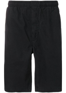 Stussy brushed beach shorts - Black