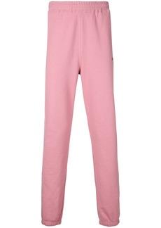 Stussy classic track pants - Pink & Purple