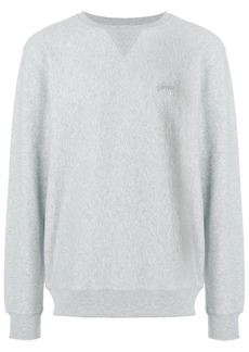 Stussy crew neck sweatshirt - Grey