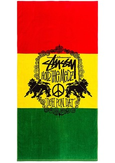 Stussy Hold The Medz Towel