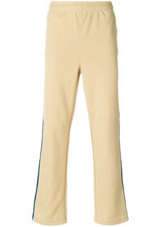 Stussy logo elasticated waist trousers - Nude & Neutrals