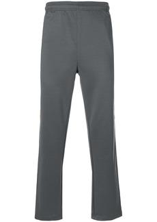 Stussy logo track trousers - Grey